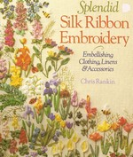 Silk Ribbon Embroidery Books