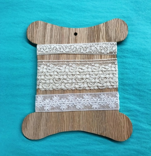 Handmade Wooden Lace Boards