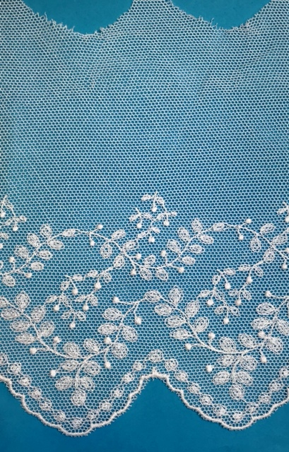 English Netting Lace