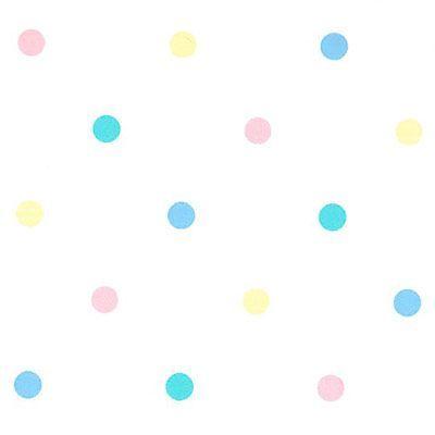 FF-2048 Pique Print-Pastel Dots