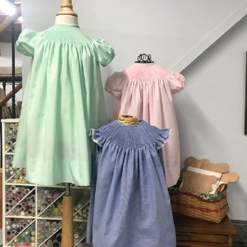 Ready to Smock Bishop Dress or Gown