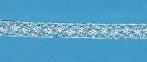 Maline Lace Insertion-Daisy Pattern