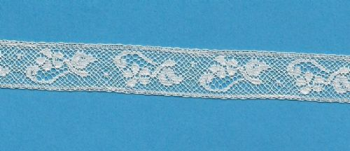 French Lace Insertion-Champagne