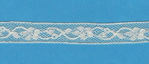 Ecru French Lace Insertion