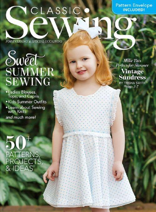 Classic Sewing Magazine Summer 2020