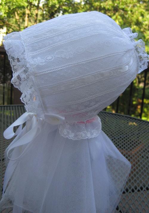 French Lace Bonnet Kit