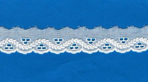 Cotton Edging-white