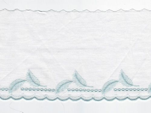 Swiss Edging-Feathers