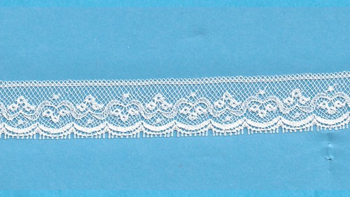 Maline Lace Edging-Victoria Pattern