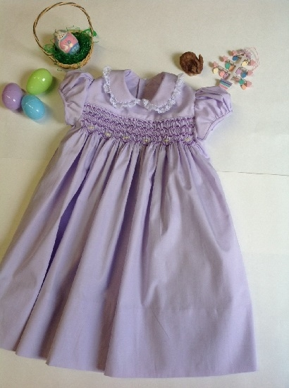 Lilac Easter Finery