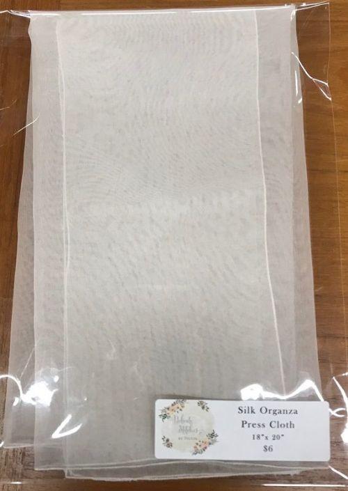 Organza Press Cloth