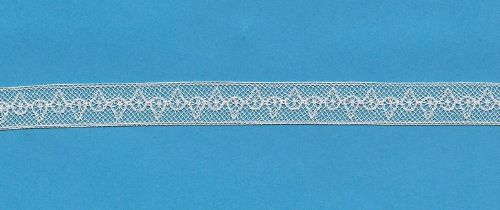 French Lace Insertion-Pale Pink