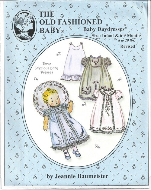 Revised Baby Daydresses