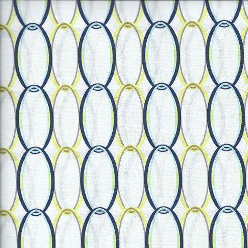 RB-Ashbury Curtain Blue