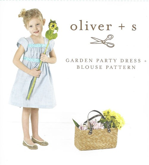 Garden Party Dress & Blouse