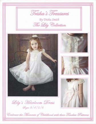 Lily's Heirloom Dress