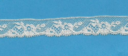Ecru French Lace Edging