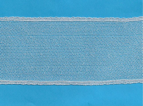 English Netting Lace Base - Wide