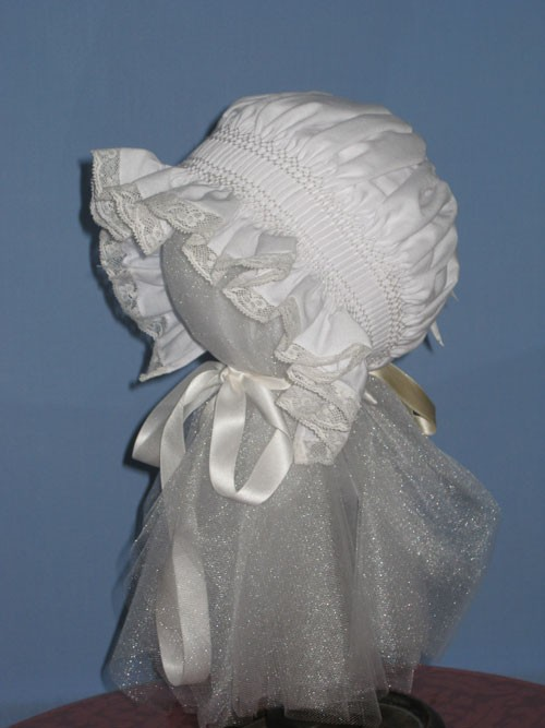 Smocked Bonnet Kit
