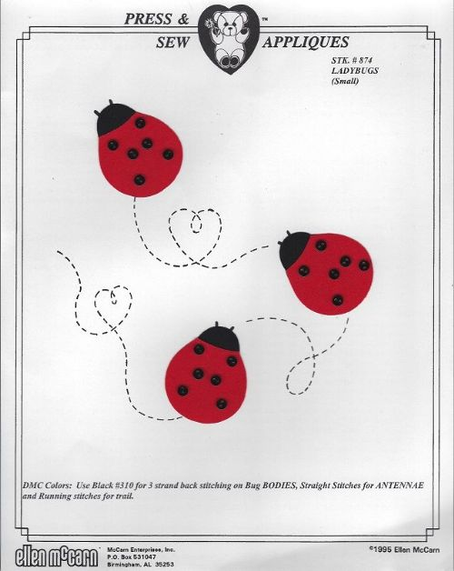 Ladybugs #874 (small)