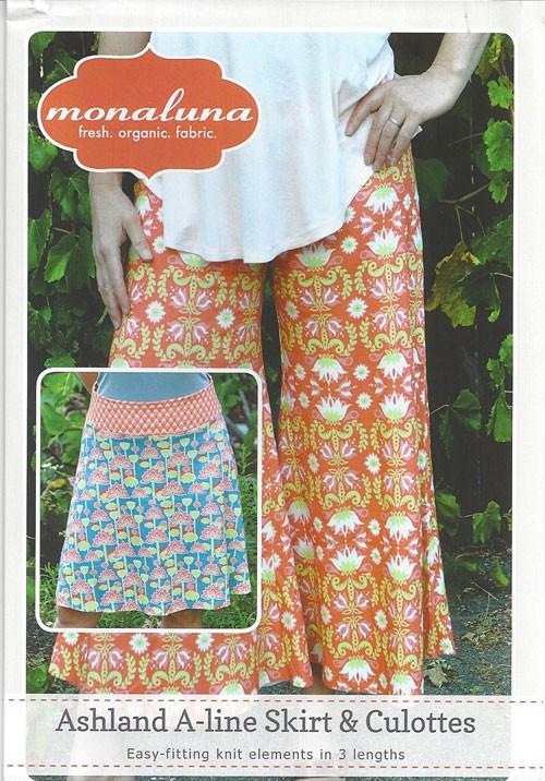 Ashland A-Line Skirt & Culottes