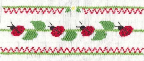 Lady Bug Lineup