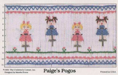 Paige's Pogos