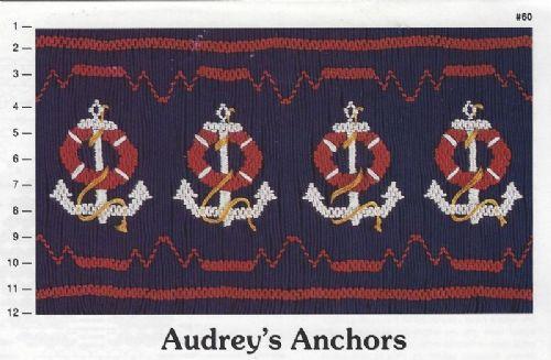 Audrey's Anchors