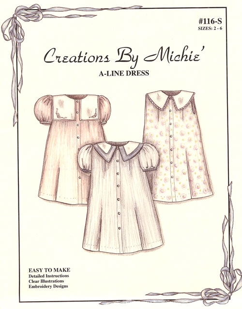 #116-L A-Line Dress