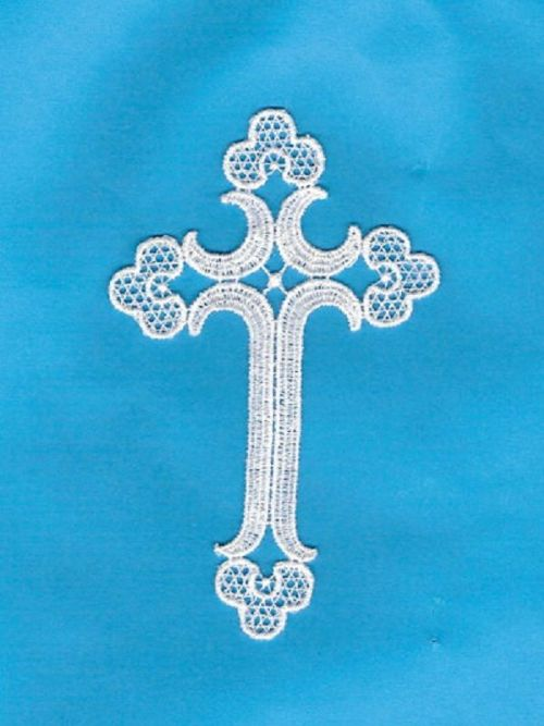 Swiss Cross Applique