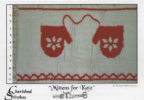 Mittens for Kate