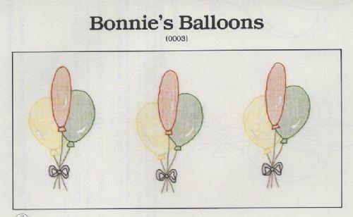 Bonnie's Balloons