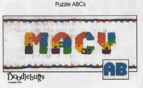 Puzzle ABC's