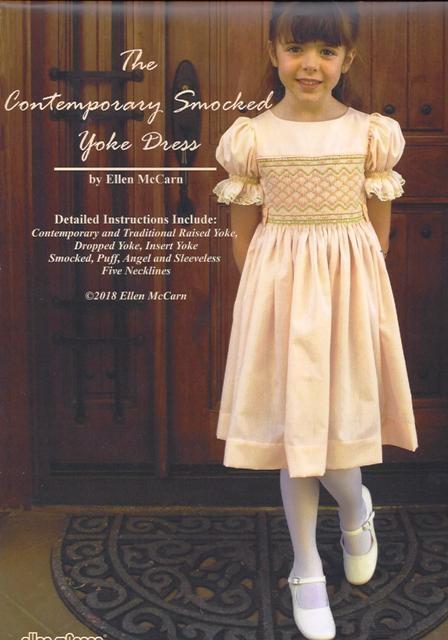 The Contemporary Smocked Yoke Dress