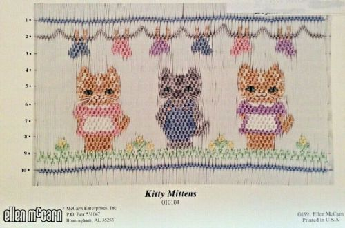 Kitty Mittens