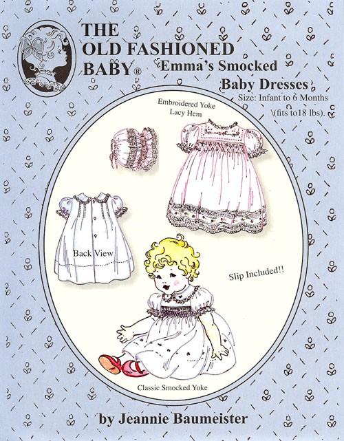 Emma's Smocked Baby Dresses
