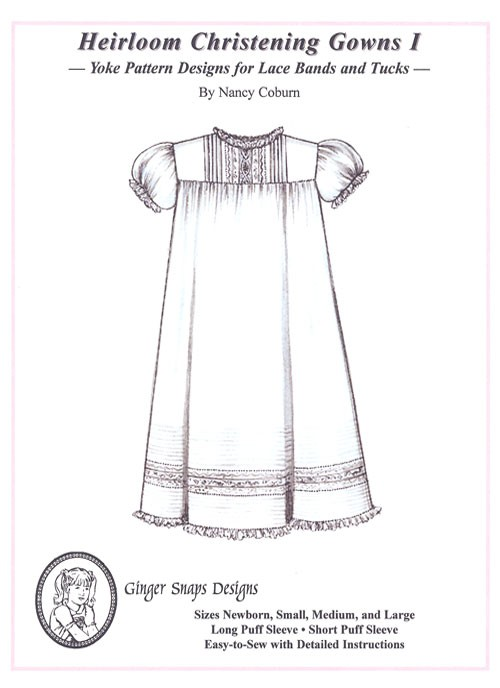 Heirloom Christening Gowns I