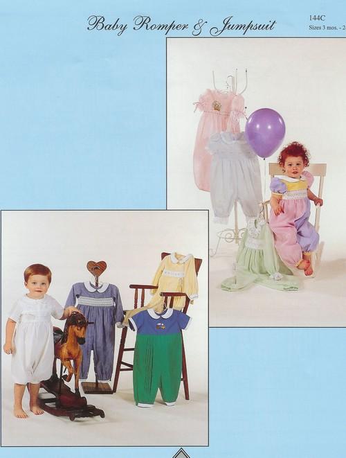 Baby Romper & Jumpsuit