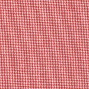 Pima Microcheck Red