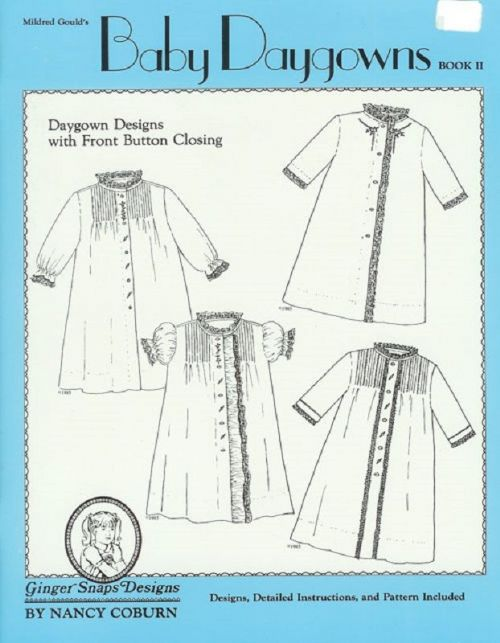 Baby Daygowns Book 2
