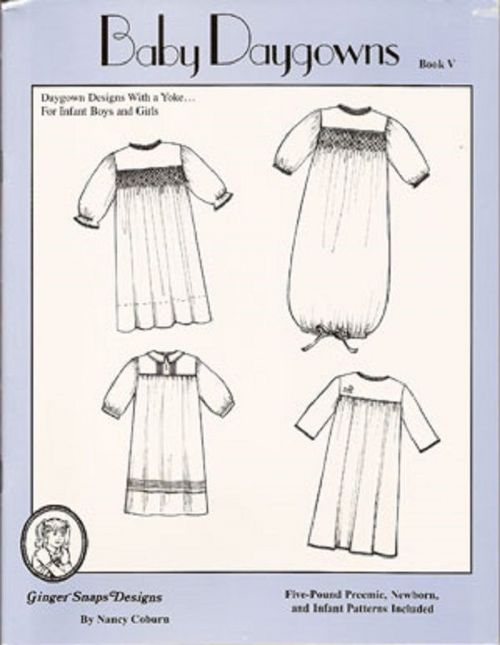Baby Daygowns Book 5