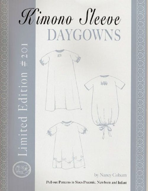 Kimono Sleeve Daygowns