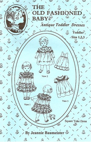 Antique Toddler Dresses