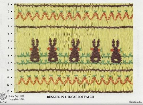 Bunnies in the Carrot Patch