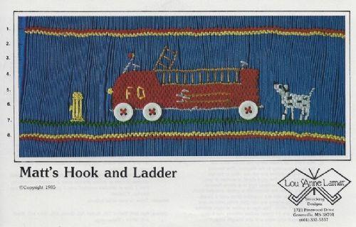 Matt's Hook and Ladder