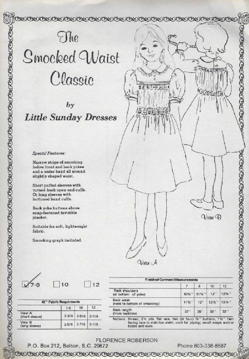 The Smocked Waist Classic