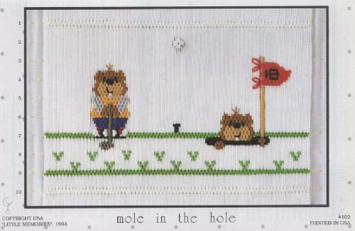 #102  Mole in the Hole