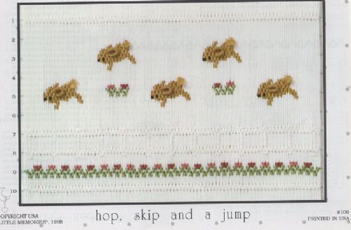 #106  Hop, Skip and a Jump