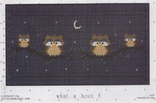 #107  What a Hoot!