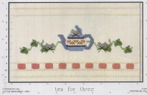 #108  Tea for Three